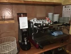 Macchina da caffè La Cimbali - Lotto 13 (Asta 2240)
