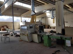 Weinig Profimat 23 Fortec Throughfeed Moulder - Lot 1 (Auction 2242)