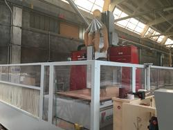 Cosmec Conquest CNC Machine - Lot 1 (Auction 2244)