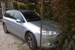 Automobile Citroen C5 e arredi negozio - Lotto  (Asta 2245)