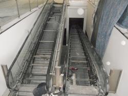 Ramps of escalators - Lot 4 (Auction 2246)