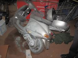 Vespa Scooter - Lot 8 (Auction 2246)