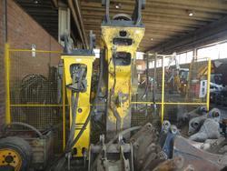 Atlas Copco Braker hammer - Auction 2250