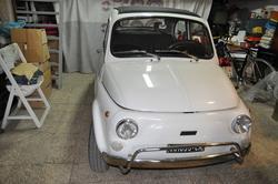 Car Fiat 500 - Lot 6 (Auction 2256)