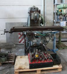 Wanderer Universal milling machine - Lot 13 (Auction 2258)