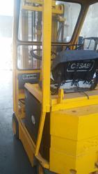 Cesab electric  forklift - Lot 25 (Auction 2258)