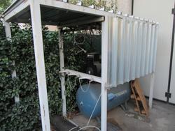 Ceccato compressor - Lot 11 (Auction 2259)