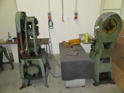 Barmag and Officine San Giacomo punching machines - Lot 66 (Auction 2259)