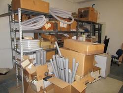 Accessories for Zubler suction machines - Lot 89 (Auction 2259)