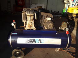 Abac Compressor - Lot 7 (Auction 2260)