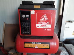 Airbook Compressor - Lot 8 (Auction 2260)