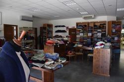 Cessione di azienda dedita alla produzione e commercializzazione di tessuti - Lotto 1 (Asta 2261)