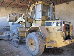 Pala meccanica Caterpillar 910/E - Lotto 19 (Asta 2263)