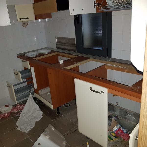 20#2265 Arredo cucina