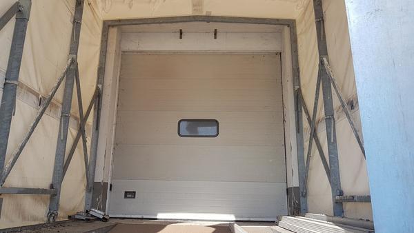 Immagine n. 2 - 4#2265 Terminali in ferro per cella frigo