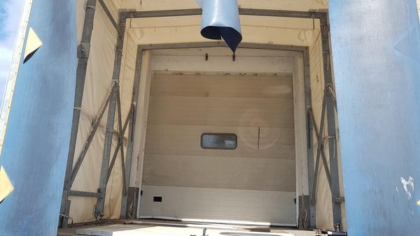 Immagine n. 3 - 4#2265 Terminali in ferro per cella frigo
