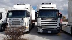 Trattore stradale Scania - Lotto 40 (Asta 2265)