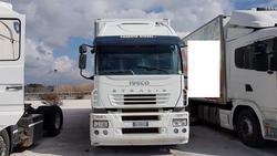 Iveco Magirus Stralis truck - Lot 51 (Auction 2265)