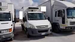 Iveco isothermal van - Lot 55 (Auction 2265)