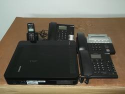 Samsung SISTEMA TELEFONICO IP 7030 - Lotto 18 (Asta 2266)