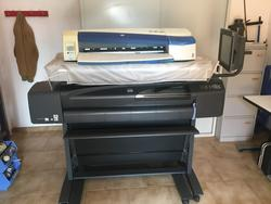 Hp plotters and scanner - Lot 1 (Auction 2268)