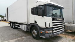 Scania 94 truck - Lot 10 (Auction 2270)
