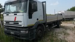 Iveco Eurotech 190E27 truck - Lot 11 (Auction 2270)