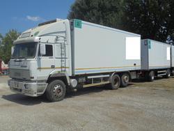 Iveco 240 48 truck - Lot 13 (Auction 2270)