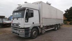 Iveco Magirus Eurocargo 260 E43 80 truck - Lot 18 (Auction 2270)