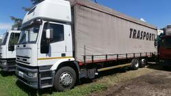 Iveco Eurotech 180E27 Truck - Lot 5 (Auction 2270)