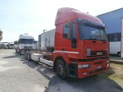 Iveco Eurotech 260E35 Truck - Lot 7 (Auction 2270)