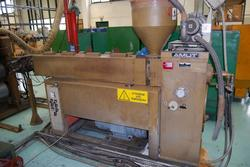 Amut Spa single sided extruder with flat head  - Lot 6 (Auction 2275)