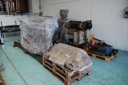 Single screw extruder - Lot 8 (Auction 2275)