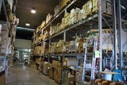 Materiale ed attrezzature per punti vendita