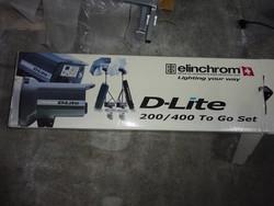 Elinchrom photographic set equipment - Lote 21 (Subasta 22760)