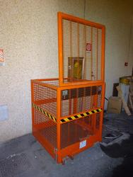 Piattaforma per carrello elevatore - Lotto 10 (Asta 22761)