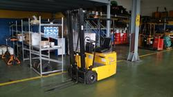 PGS electric lift truck - Lot 1 (Auction 2278)
