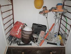 Stock of various equipment - Lot 1 (Auction 2284)