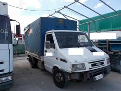 Iveco van with sideboard - Lot 1 (Auction 2286)
