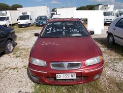 Rover 214 car - Lote 10 (Subasta 2286)