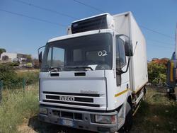 Iveco Eurocargo truck - Lot 16 (Auction 2286)