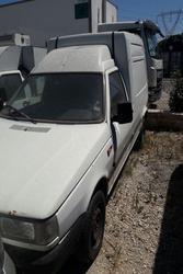 Fiat Fiorino van - Lot 17 (Auction 2286)
