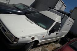 Fiat Fiorino van - Lot 18 (Auction 2286)