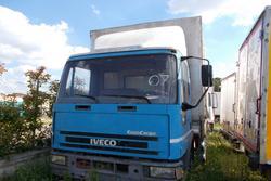 Iveco Eurocargo truck - Lot 19 (Auction 2286)