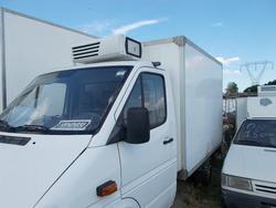 Mercedes van - Lot 3 (Auction 2286)
