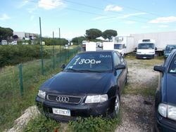 Audi A3 car - Lote 8 (Subasta 2286)