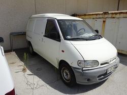 Nissan Vanette van - Lot 1 (Auction 2287)