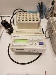 Eppendorf Thermomixer Compact - Lot 102 (Auction 2288)