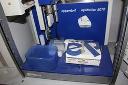 Eppendorf EP Motion 5070 Liquid Handling Platform - Lot 85 (Auction 2288)