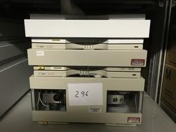 Agilent liquid chromatograph - Lot 188 (Auction 22880)
